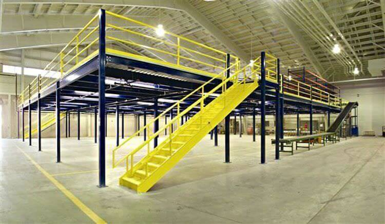 Why Choose Kabtech Structural Mezzanines Kabtech Corp
