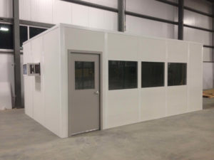 Prefabricated Modular Shipping Office