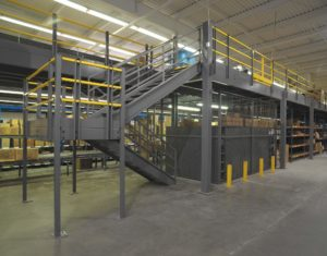 Cold Roll Steel Mezzanine