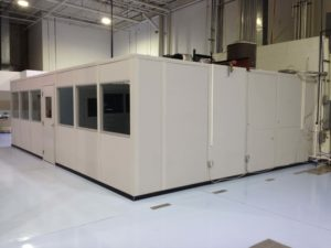 Modular Cleanrooms, Quick Install Benefits - KABTech Corp